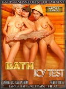 Alice & Katia & Valentina in Bath Icy Test video from GALITSINVIDEO by Galitsin