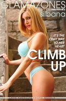 Silbana in Climb Up gallery from GLAMAZONES by Walter Bosque