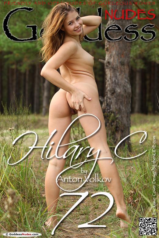 Hilary C in Set 7 gallery from GODDESSNUDES by Anton Volkov