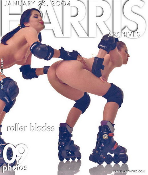 Roller Blades gallery from HARRIS-ARCHIVES by Ron Harris
