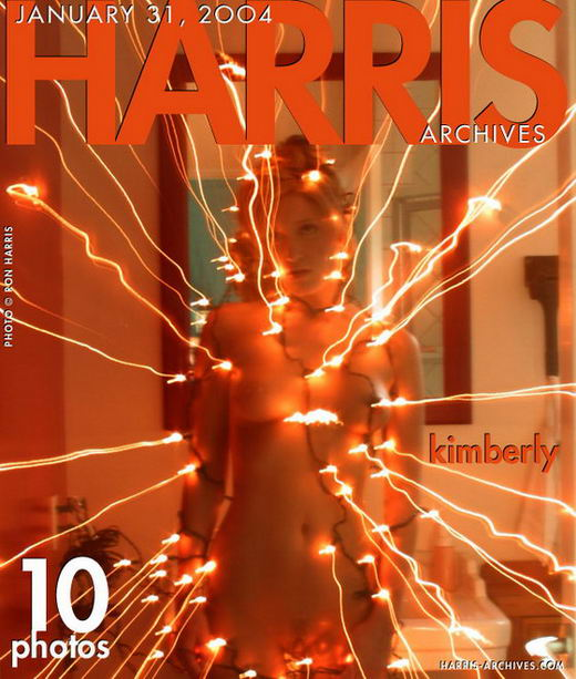 Kimberly in Lights gallery from HARRIS-ARCHIVES by Ron Harris