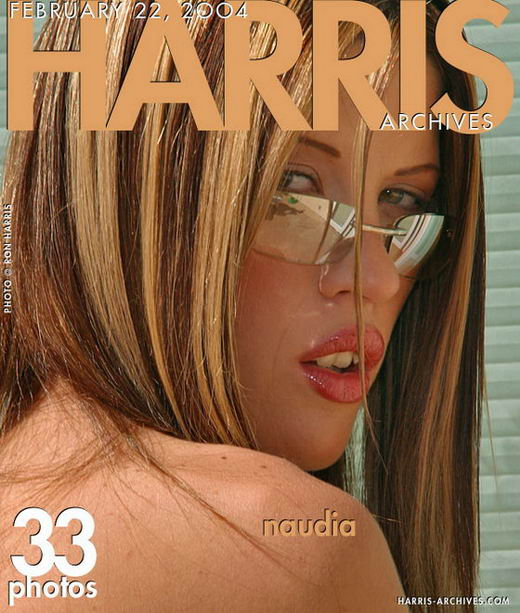 Naudia in White Bikini gallery from HARRIS-ARCHIVES by Ron Harris