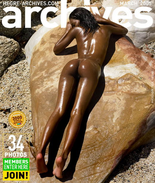 Naomi in Hot Rock gallery from HEGRE-ARCHIVES by Petter Hegre