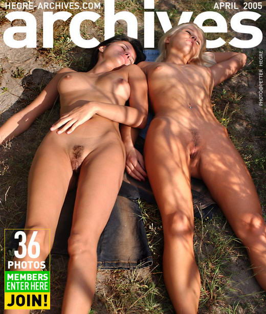 Dagmara  And Renate in Nudists - Part 2 gallery from HEGRE-ARCHIVES by Petter Hegre