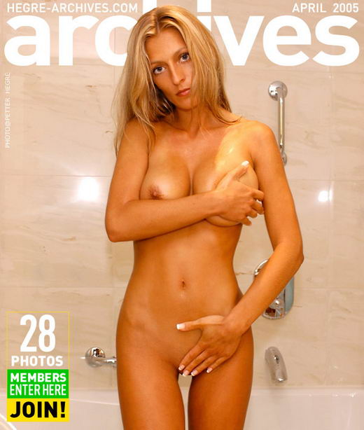 Sylwia in After A Bath gallery from HEGRE-ARCHIVES by Petter Hegre