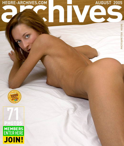 Yanna in In Bed gallery from HEGRE-ARCHIVES by Petter Hegre