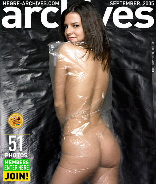 Ivette in Plastic gallery from HEGRE-ARCHIVES by Petter Hegre