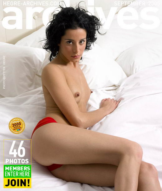 Tacha in Bed Story gallery from HEGRE-ARCHIVES by Petter Hegre