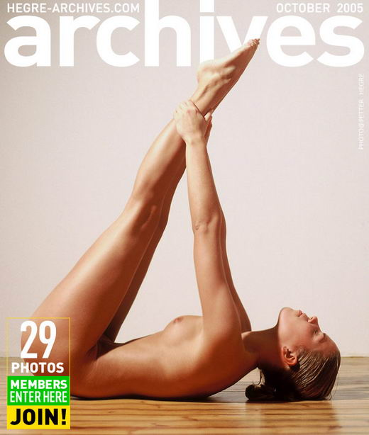 Froydis in Nude Yoga gallery from HEGRE-ARCHIVES by Petter Hegre