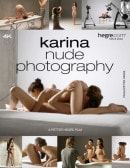 Karina Nude Photography video from HEGRE-ART VIDEO by Petter Hegre
