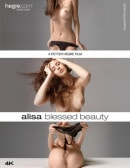 Alisa Blessed Beauty video from HEGRE-ART VIDEO by Petter Hegre