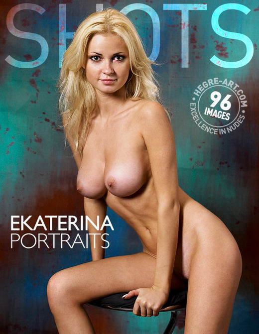 Ekaterina in Portraits gallery from HEGRE-ART by Petter Hegre
