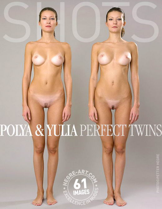 Polya & Yulia in Perfect Twins gallery from HEGRE-ART by Petter Hegre