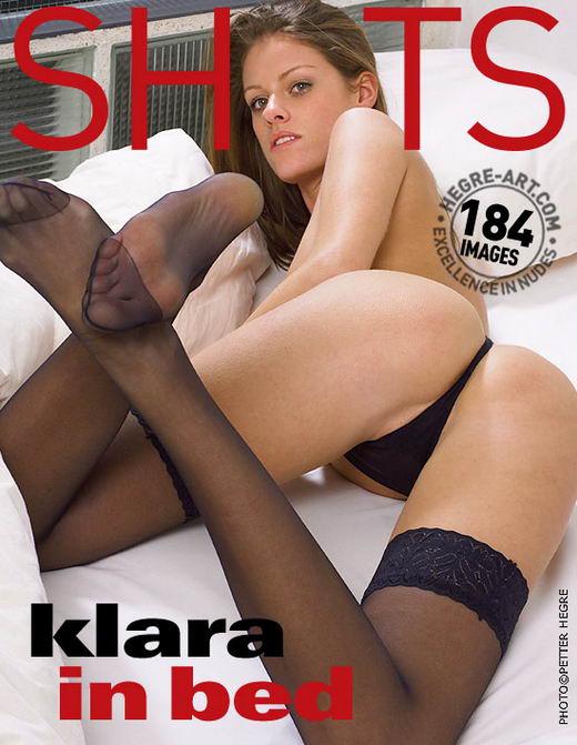 Klara in In Bed gallery from HEGRE-ART by Petter Hegre
