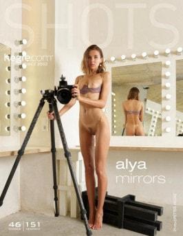 Alya & Alya Leon  from HEGRE-ART