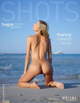 Francy  from HEGRE-ART