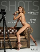 Alya in Model Photographer gallery from HEGRE-ART by Petter Hegre