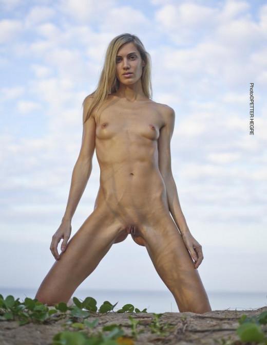 Francy in Nudist Life gallery from HEGRE-ART by Petter Hegre