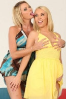 40 YO Milfs' First Time Lesbian Lickers
