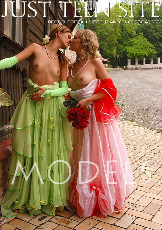 Olya & Mira in Models gallery from JTS ARCHIVES