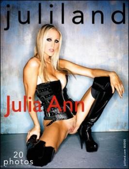 Julia Ann  from JULILAND