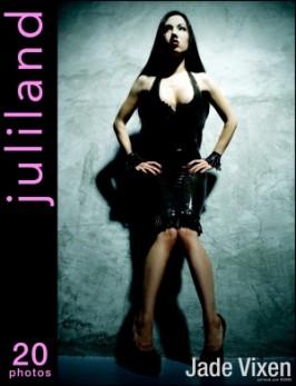 Jade Vixen  from JULILAND