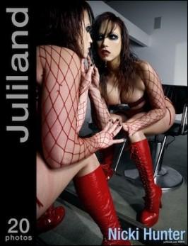 Nicki Hunter  from JULILAND
