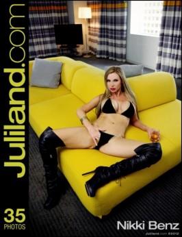 Nikki Benz  from JULILAND
