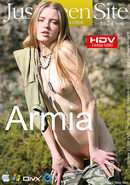 Tanya in Armia video from JUSTTEENSITE by Davy Moor