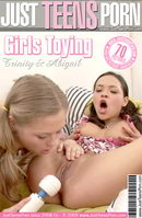 Girls Toying