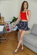 Isabella De Laa in Stimulated Schoolgirl gallery from KARUPSPC