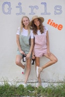 Katya Clover & Nancy Ace in Girls Time gallery from KATYA CLOVER