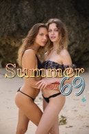 Katya Clover & Clarice in Summer of 69 gallery from KATYA CLOVER