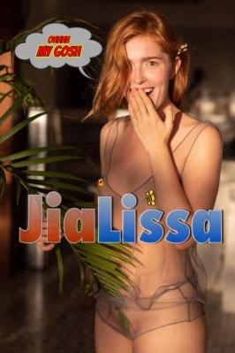 Jia Lissa  from KATYA CLOVER