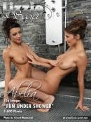 Fun Under Shower