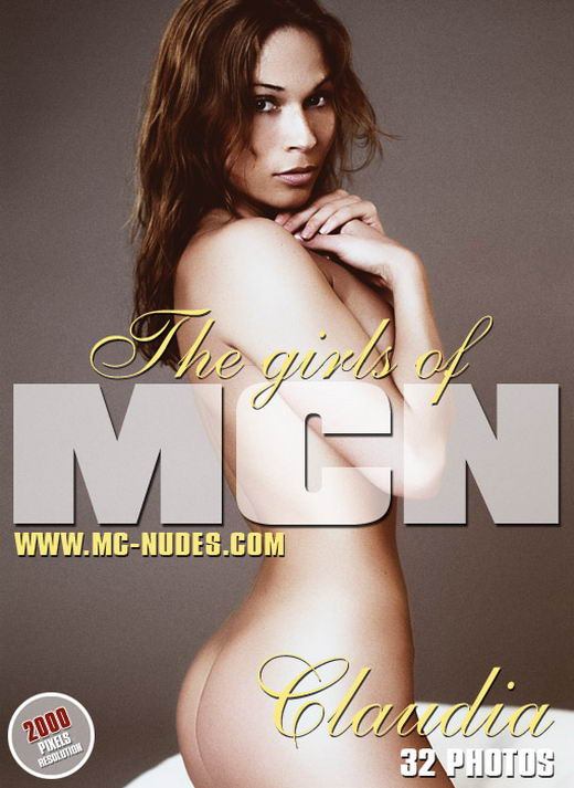 Claudia In The Studio gallery from MC-NUDES