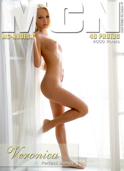 Veronica in Perfect Blonde gallery from MC-NUDES