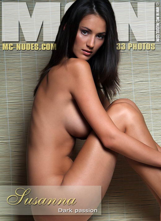 Susanna in Dark Passion gallery from MC-NUDES