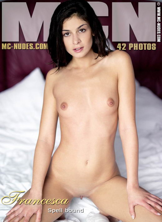 Francesca in Spell Bound gallery from MC-NUDES