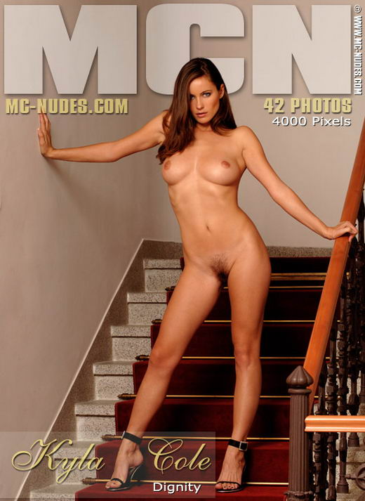 Kyla Cole in Dignity gallery from MC-NUDES