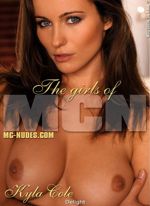 Kyla Cole in Delight gallery from MC-NUDES