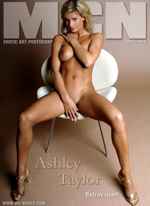 Ashley Taylor in Extravagant gallery from MC-NUDES