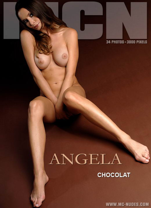 Angela in Chocolat gallery from MC-NUDES
