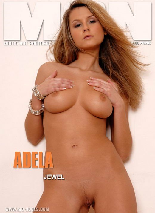 Adela in Jewel gallery from MC-NUDES