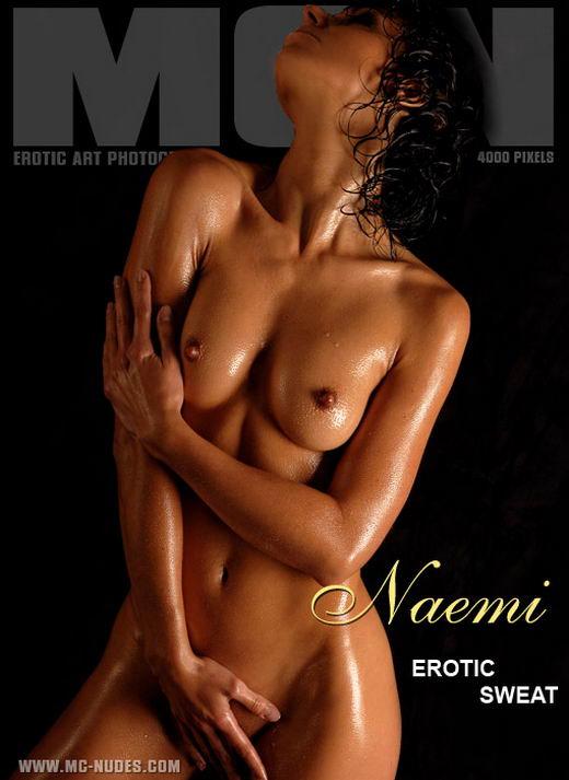 Naemi in Erotic Sweat gallery from MC-NUDES