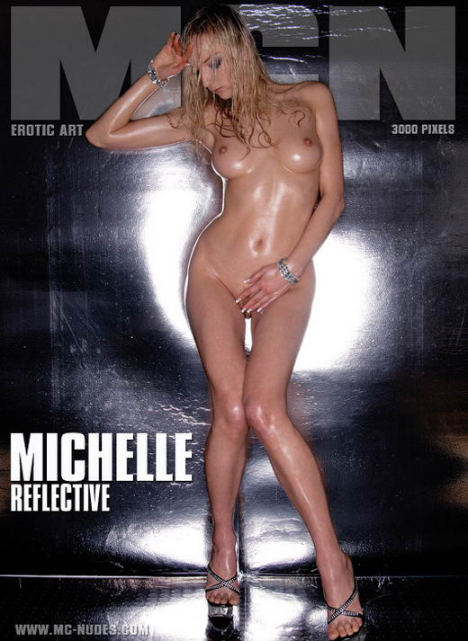 Michelle in Reflective gallery from MC-NUDES