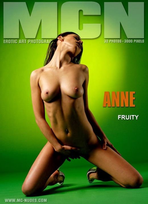 Anne in Fruity gallery from MC-NUDES