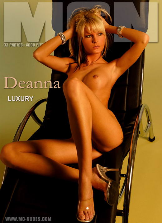 Deanna in Luxury gallery from MC-NUDES