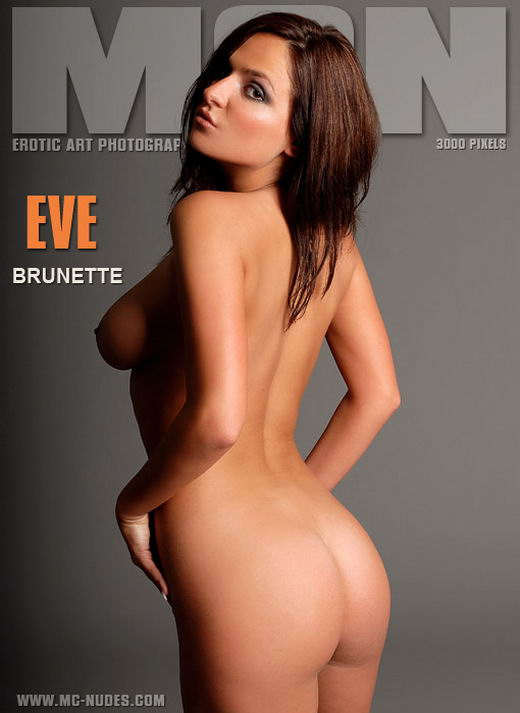 Eve in Brunette gallery from MC-NUDES