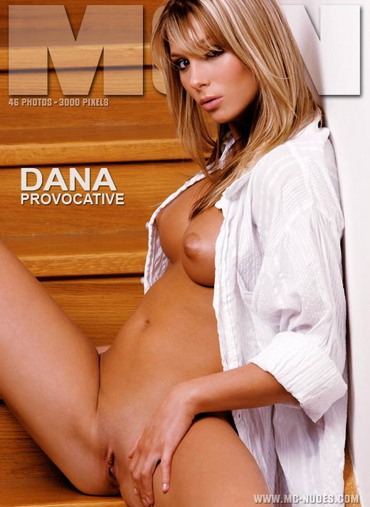 Dana in Provocative gallery from MC-NUDES